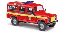 Land Rover Defender Feuerwehr Dortmund