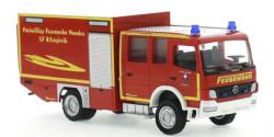 Mercedes Benz Atego LF-L Feuerwehr Norden