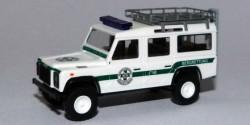 Land Rover Defender Bergrettung Reutte