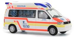 VW T5 O-R-M-S Rettungsdienst Münchberg