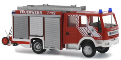 Iveco Magirus AluFire 3 HLF 20/16 Feuerwehr Delbrück
