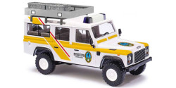 Land Rover Defender Bergrettung Sexten