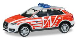 Audi Q3 ELW Feuerwehr Wiesbaden