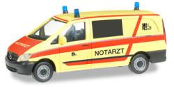 Mercedes Benz Vito NEF Feuerwehr Dresden