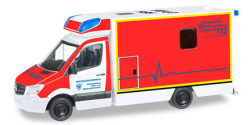 Mercedes Benz Sprinter RTW Rettungsdienst Hochsauerlandkreis