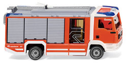 MAN TGL Rosenbauer AT HLF 20/16 Feuerwehr