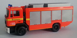 MAN F 90 RW-Umweltschutz Feuerwehr München FRW 7
