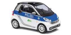Smart Fortwo Coupe Polizei Sachsen