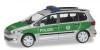 VW Touran Polizei Bayern
