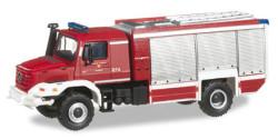 Mercedes Benz Zetros 4x4 Magirus RW Feuerwehr Hinterbrühl