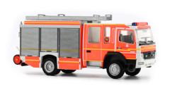 Mercedes Benz Atego HLF 20 Feuerwehr Hamburg Barmbek