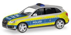 Audi Q5 Polizei Freiburg