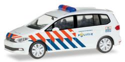 VW Touran Polizei Groningen