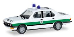 BMW 528i Polizei Bayern