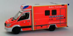 Mercedes Benz Sprinter Baby-NAW Feuerwehr Hamburg