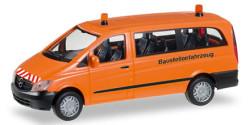 Mercedes Benz Vito Baustellenfahrzeug