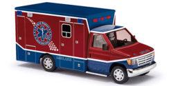 Ford E-350 Raytown Ambulance