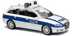 Audi A4 Avant THW Germersheim