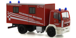 Iveco Eurotech Küchenwagen Feuerwehr Bremen