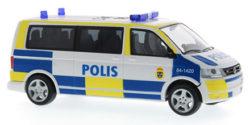 VW T5 Polis Schweden