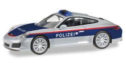 Porsche 911 Carrera Polizei Österreich