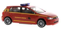 VW Golf 7 ELW Feuerwehr Dresden