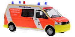 VW T5 ELW Feuerwehr Oldenburg