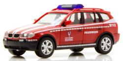 BMW X3 ELW Feuerwehr Straubing