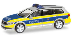 VW Passat Variant Polizei Berlin