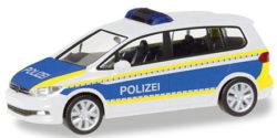 VW Touran Polizei Brandenburg
