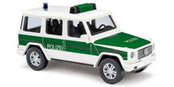 Mercedes Benz G-Klasse Bundesgrenzschutz