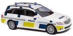 Mercedes Benz C-Klasse T-Modell Politi Dänemark