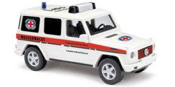 Mercedes Benz G-Klasse Wasserwacht