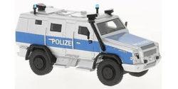 RMMV Rheinmetall Survivor R 4x4 Polizei