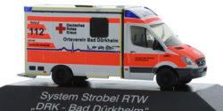 Mercedes Benz Sprinter RTW DRK Ortsverband Bad Dürkheim