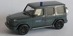 Mercedes Benz G-Klasse Polizei Spezialeinsatzkommando