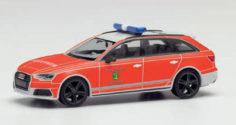 Audi A4 Avant ELW Feuerwehr Cadolzburg