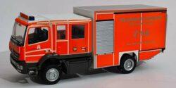 Mercedes Benz Atego SEG-H (Höhenretter Feuerwehr Hamburg Barmbek